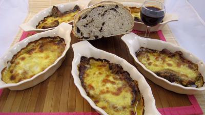 """Cuisine du Nord : Cassolettes de côtes de porc """"Avesnoise"""" du Nord"""