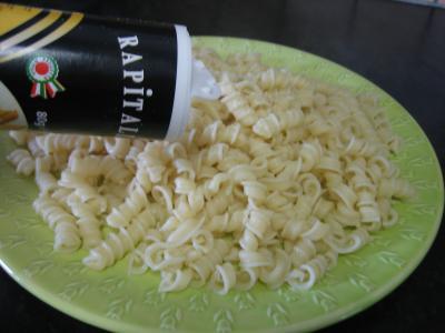 Maccheroni au parmesan - 8.3