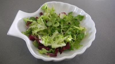 Salade de coquillettes aux noix - 7.3