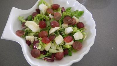 Salade de coquillettes aux noix - 8.1