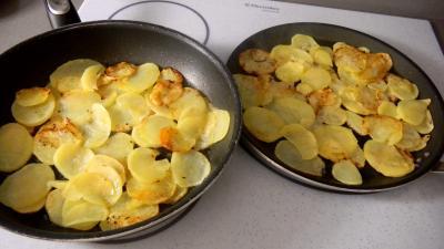 Oeufs au plat à la Savoyarde - 2.3