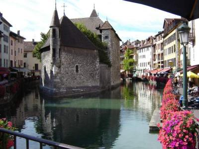 Photo : Ville d'Annecy