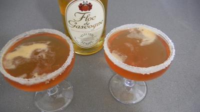 Cocktail au floc de Gascogne - 4.2