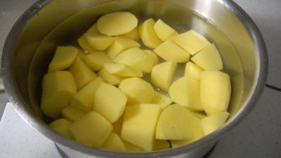 Crevettes en gratin aux pommes de terre - 2.3