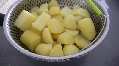Crevettes en gratin aux pommes de terre - 3.2