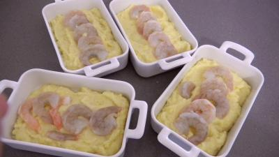Crevettes en gratin aux pommes de terre - 6.2