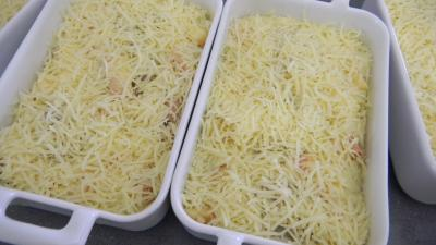 Crevettes en gratin aux pommes de terre - 6.4