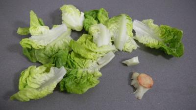 Salade de pommes de terre et merlan - 1.1