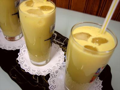 Cocktail de crème de mangue - 3.2
