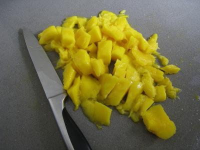 Cocktail de crème de mangue - 1.2