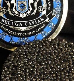 Photo : Caviar Beluga
