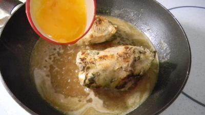 Perdrix au miel et aux fruits secs - 3.1