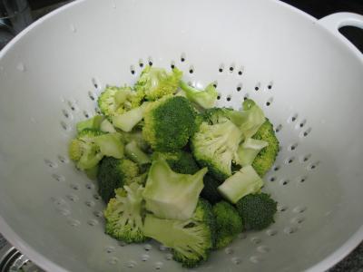 Crumble de camembert et sa salade - 3.3