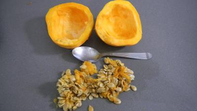 Potimarron et pommes de terre aux oignons confits - 1.3