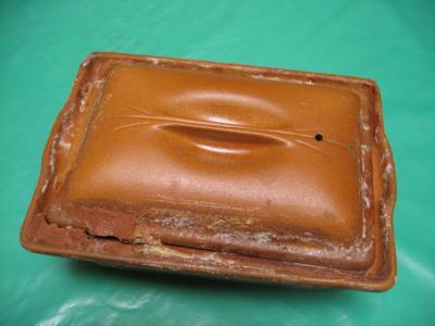 Terrine de campagne au foie gras - 15.1