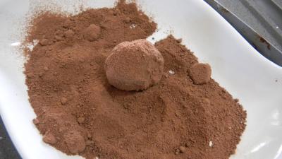 Truffes au chocolat parfumées - 9.2