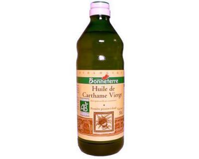 Huile de carthame fiche huile de carthame et recettes de - Huile de carthame cuisine ...