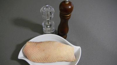 Ingrédients pour la recette : Magret de canard grillé