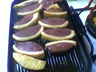 Magret de canard grillé - 5.2