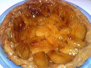 Cuisine de sologne : Tarte tartin aux pommes