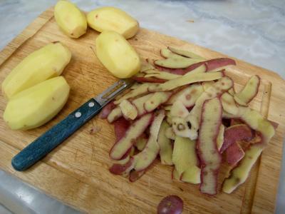 Souris d'agneau et gratin parmentier aux carottes - 2.2