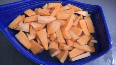Soupe de carottes aux ris de veau - 4.3