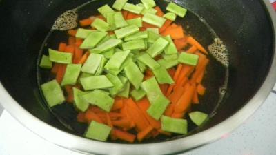Soupe de carottes aux ris de veau - 6.3