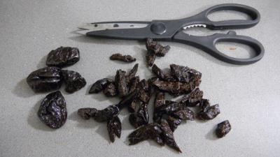 Lieu noir sauté aux pâtes et aux légumes - 1.1