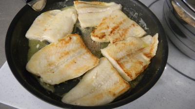 fruits de mer, panga et choucroute - 6.4