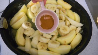 Crêpes aux fruits frais - 4.2
