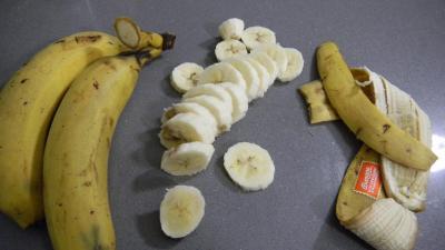 Yaourts caramélisés aux bananes - 1.1