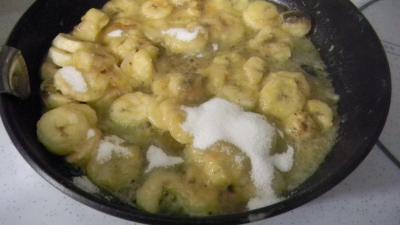 Yaourts caramélisés aux bananes - 2.1