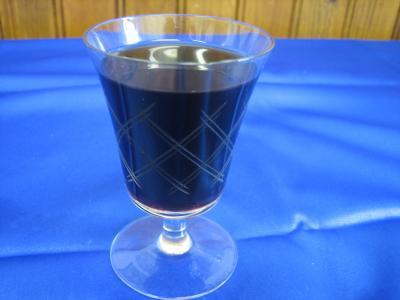Image : Dépôts du vin