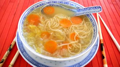 Soupe de chou chinois - 5.3
