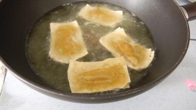 Beignets croustillants chinois à la banane - 6.3
