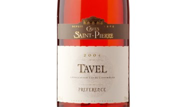 Photo : Bouteille de Tavel