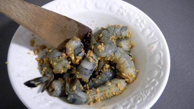 Recette Beignets de crevettes ou gambas