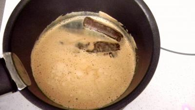 Yaourts aux carambars et au caramel - 4.2