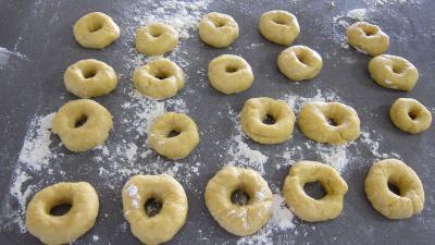 Yoyos beignets de Pourim - 6.4