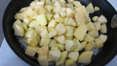 Pommes caramélisées au yaourt - 2.1