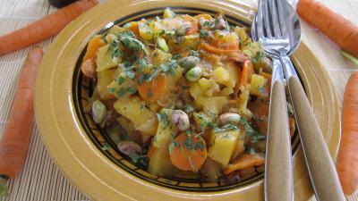 Rutabagas aux carottes - 5.4