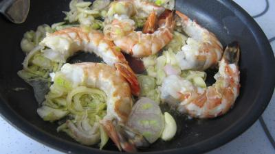 Riz minceur aux crevettes - 5.2