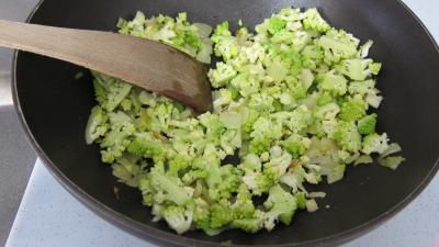 Lasagnes aux carottes et au chou romanesco - 4.4