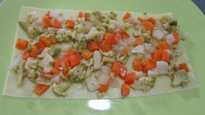 Lasagnes aux carottes et au chou romanesco - 9.1