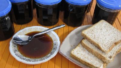 pastèque : Pastèque en gelée au sucre entier