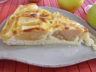 Recette Millasson aux pommes à l'Armagnac revisité