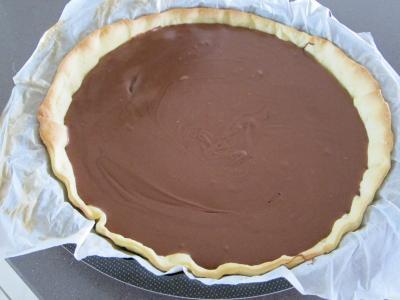 Tarte au chocolat - 6.2