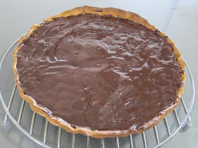 Tarte au chocolat - 9.1