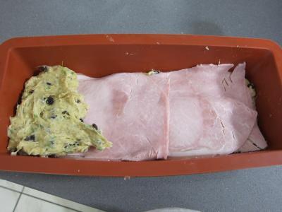 Cake au jambon - 6.1