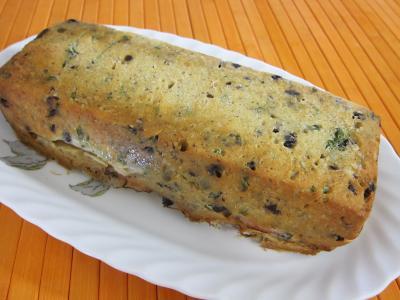 Cake au jambon - 7.2